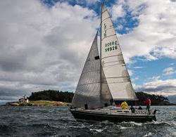 J/30 Taku sailing Oregon Offshore race