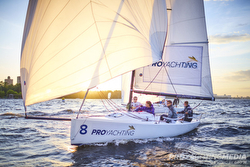 PRO Yachting's J/70 Moscow summer series- Royal Yacht Club- Moscow