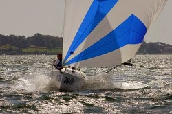 J70 worlds sponsored by Helley Hansen