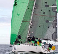 J/122s sailing Australia