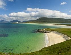 St Kilda island beach
