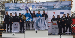 J/70 Junior League winners- Germany