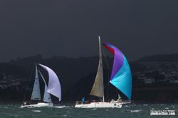 J/105 sailing J/Cup UK