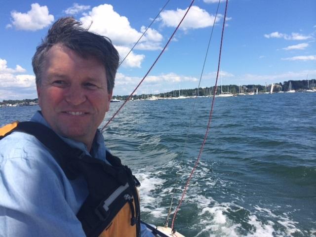Brad Read- SailNewport- J/40 owners, J/24 sailors