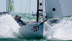 J/70 sailing Bacardi sailing week regatta
