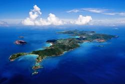 St Barthelemy island