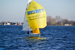 J/22 Dutch regatta winter series