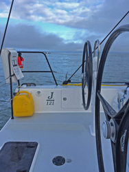 J/121 offshore speedster