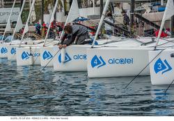 J/70s at Alcatel J/70 Cup in Monaco