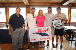 J/70 Verve Cup winners- Rosebud