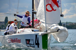 J/70 Swiss sailing league