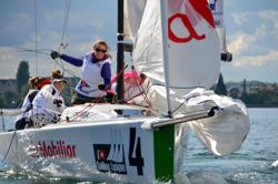 J/70 Swiss sailing league