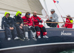 J/120 sailing Ida Lewis race