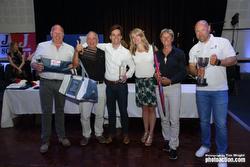 J/111 Sweeny winners