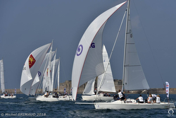 J/80s sailing World University Sailing Championship