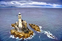 Fastner Rock lighthouse