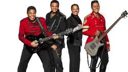 Jacksons performing at St Maarten Heineken Regatta