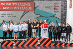 J/70 Women's SAILING Champions League winners