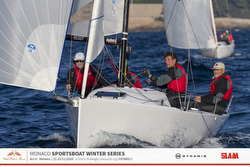 J/70 sailor Vincenzo Onorato- sailing Mascalzone Latino