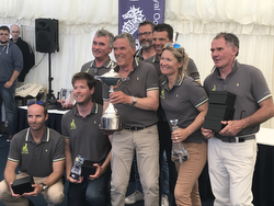 J/112E- J-Lance 12- winners of IRC Europeans