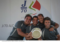 J/70 Alcatel OneTouch San Remo winners