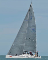 J/122 sailing Key West