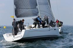 J/112E sailing ORC Worlds in Copenhagen, Denmark