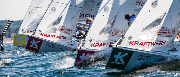 Youth J/70 Sailing Champions League