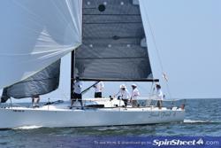 J/111 sailing Screwpile Challenge