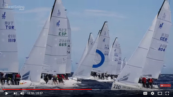 J/70 World Sailing show