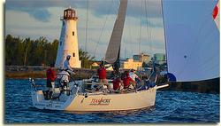 J/122 Teamwork sailing Nassau Cup