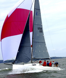 J/88 demo day @ Grosse Pointe Yacht Club, MI