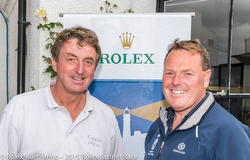 Stu Childerley and Kelvin Rawlings- J/105 Jester wins Fastnet Race Doublehanded class