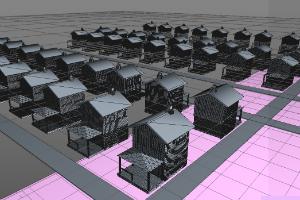 Poindexter Village rendering
