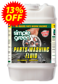Parts Washing Fluid