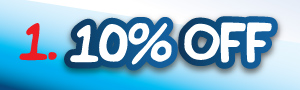 Offer 1: 10% Off