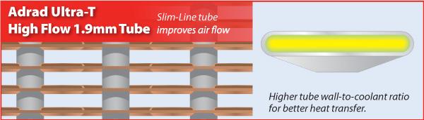 Hi Flow Tube