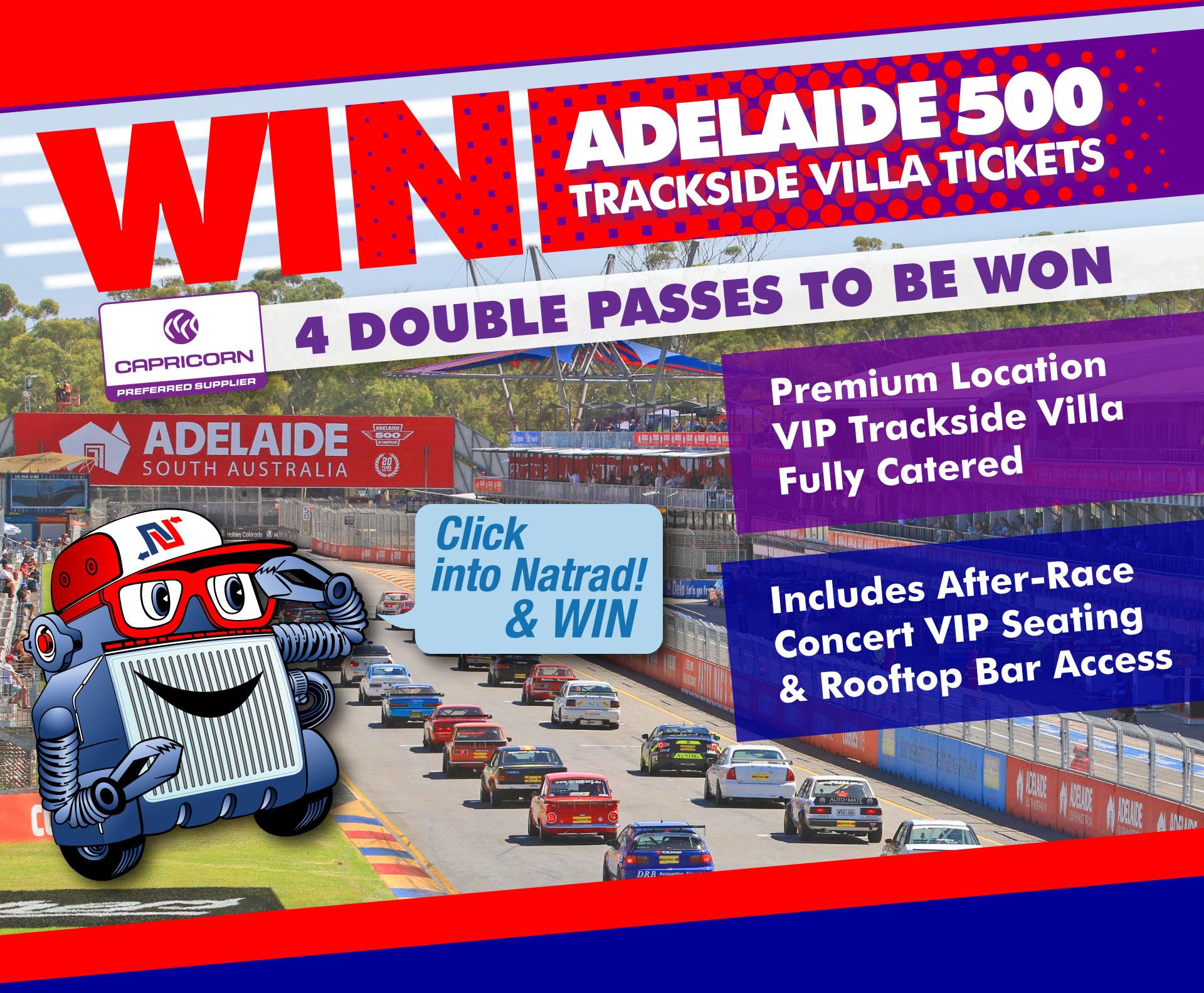 Adelaide 500 Promo