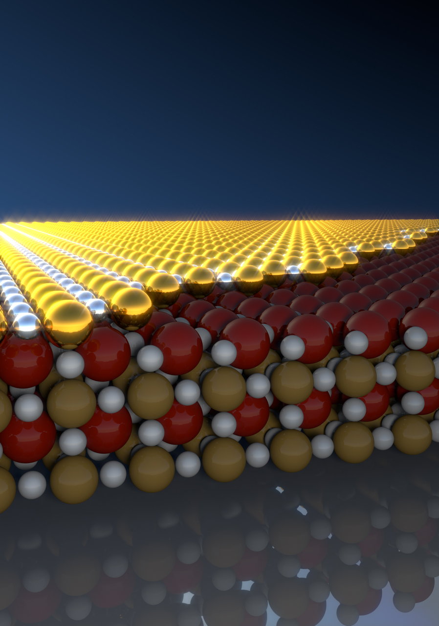 """Super-thin material show """"exotic"""" properties"""