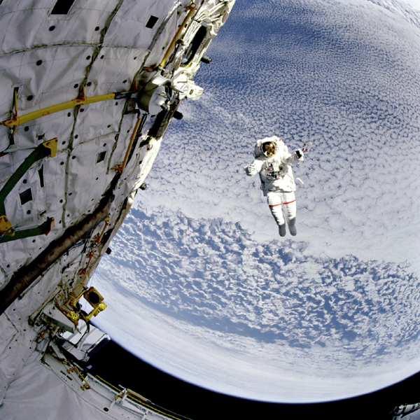 Keeping it cool in space