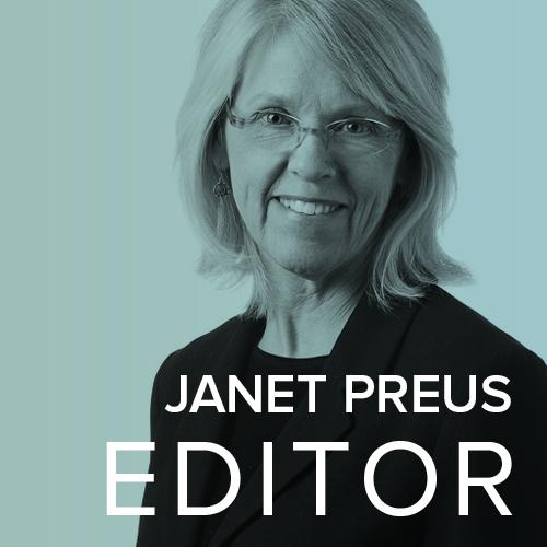 Janet Preus