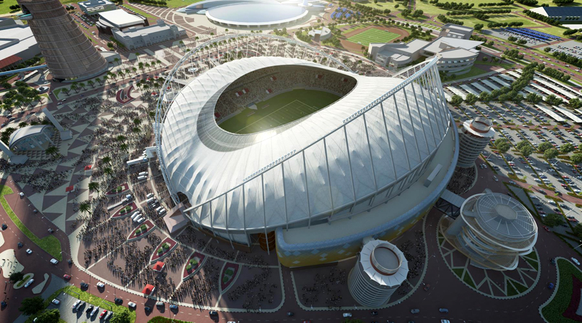 Birdair selected to cover Qatar's World Cup venue