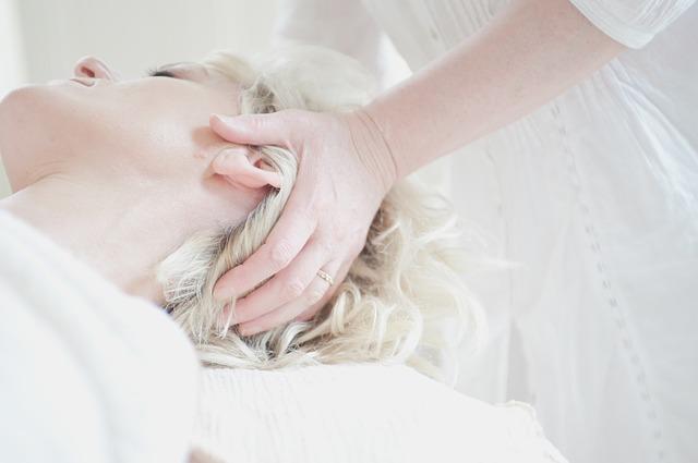 Massage avec Joanne
