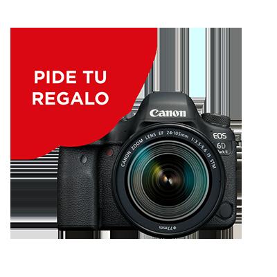 Compra Canon EOS 6D Mark II
