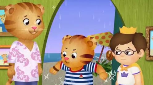 The Daniel Tiger App for Parents