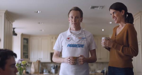 Progressive Insurance: Step Jamie
