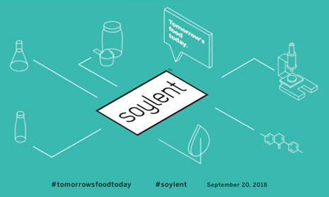 Soylent: Tomorrow