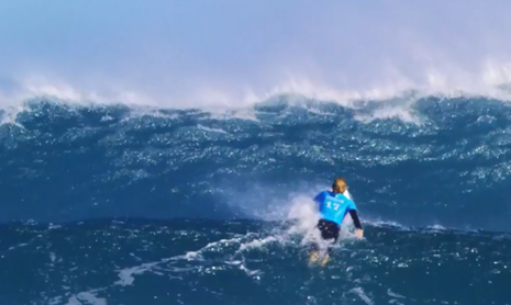 World Surf League // Chaos Theory