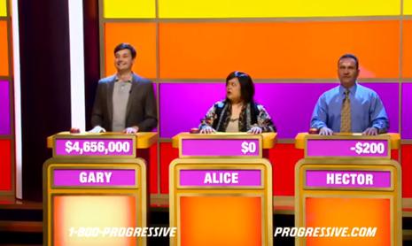 Progressive: Game Show Gary