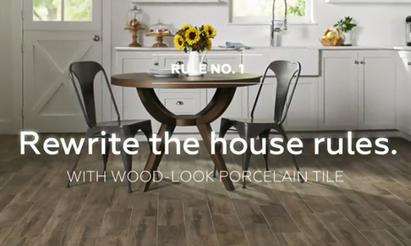 Daltile Rewrite the House Rules Campaign